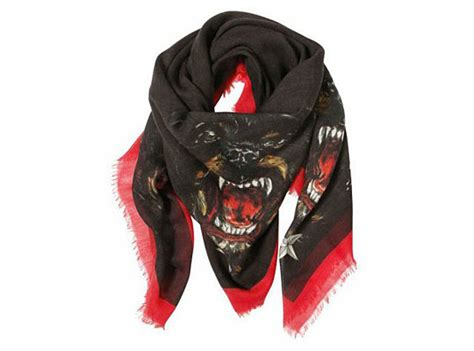 givenchy rottweiler scarf givenchy rottweiler accessories iphone scarf wallet highsnobiety
