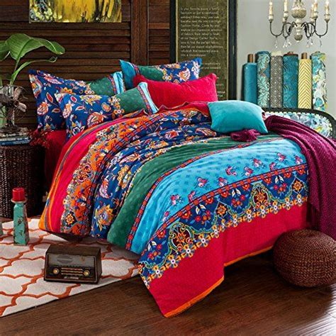 bohemian king bedding 17 best ideas about bohemian bedding sets on pinterest