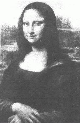 Monalisa Black black and white mona pictures to pin on