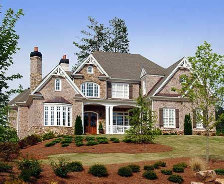 traditional country house plans plan 15658ge hip roof french country house plan french