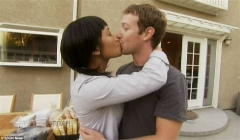 Chinese Wedding Cabinet Facebook Founder Mark Zuckerberg Gives Glimpse Into