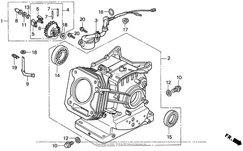 honda gx120 parts diagram 110cc atv engine diagram atv transmission