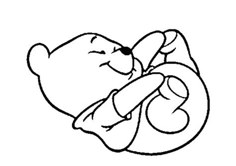 Winnie Pooh Para Pintar Az Dibujos Para Colorear | dibujos para colorear winnie the pooh 7 dibujos para