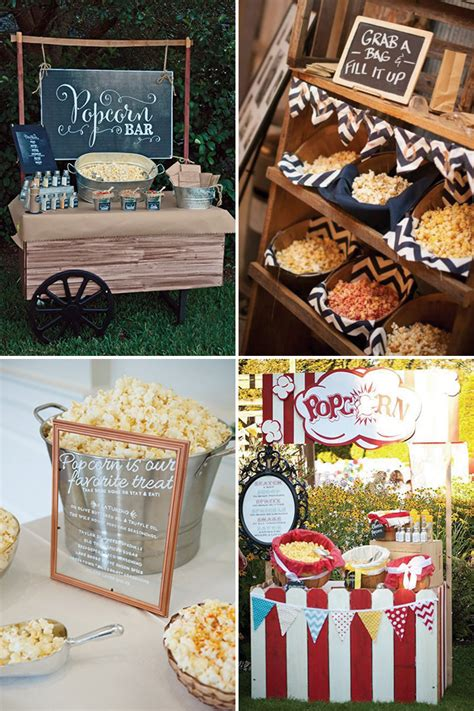 Wedding Reception Foods Ideas by Food Glorious Food 13 Wedding Food Stations Ideas