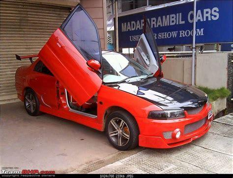 modded cars  kerala team bhp