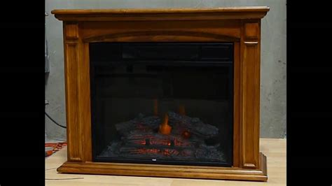 electric fireplace i