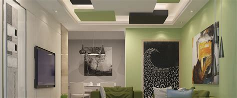 False Ceiling Designs For Living Room India Living Room False Ceiling Gypsum Board Drywall Plaster Gobain Gyproc India