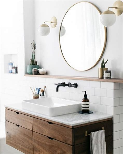 bathroom round mirrors bathroom modern round mirror with create a cozy modern