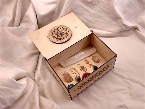 reiki box   healing practices personalized gifts