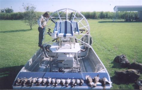 airboat with wings florida fishing fishing for tarpon in southwest florida