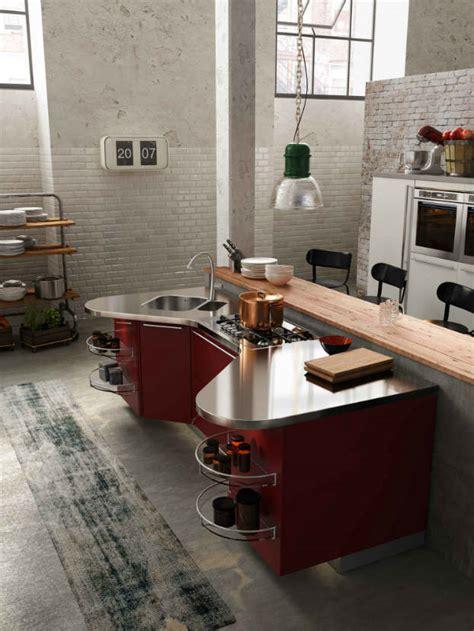Snaidero Kitchens Design Ideas Skyline 2 0 New Kitchen Design By Snaidero Decoholic