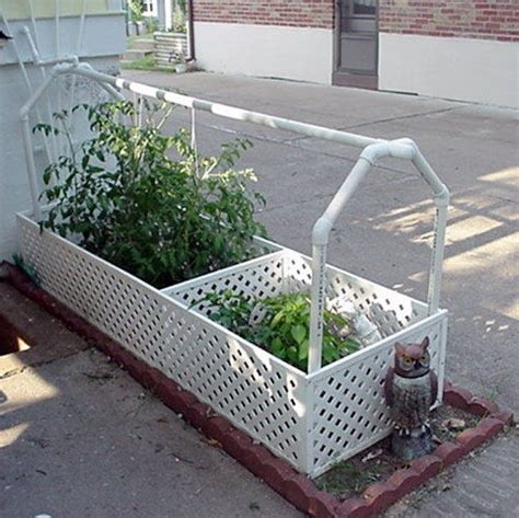 self watering vegetable garden self watering garden using recycled water from an air