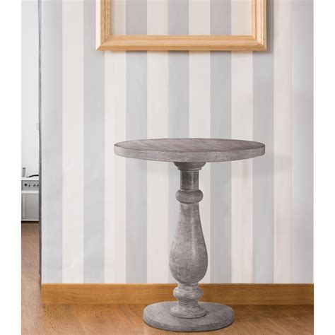 grey washed end tables manor brook gray washed end table 65032grw the