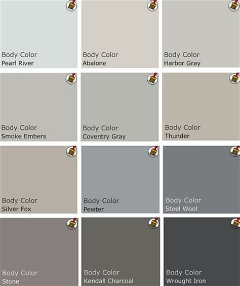 paint colors grey focal point styling benjamin moore olioboard color