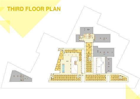 floor plan 3rd orris market city commercial project in sector 89 gurgaon