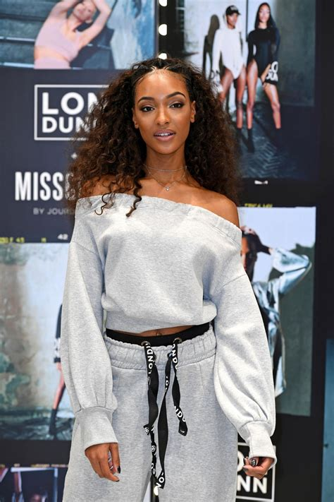 dunn collection jourdan dunn at missguided collection launch in celebzz