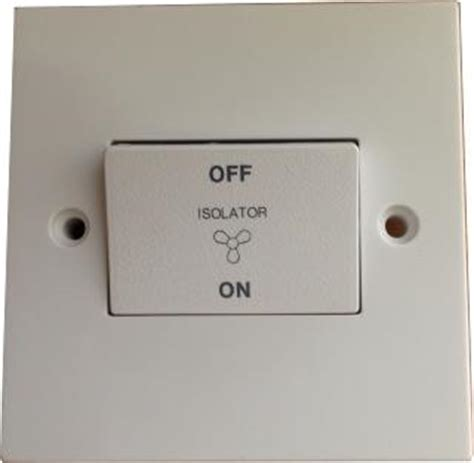 shower isolator switch wiring diagram isolator fuse box