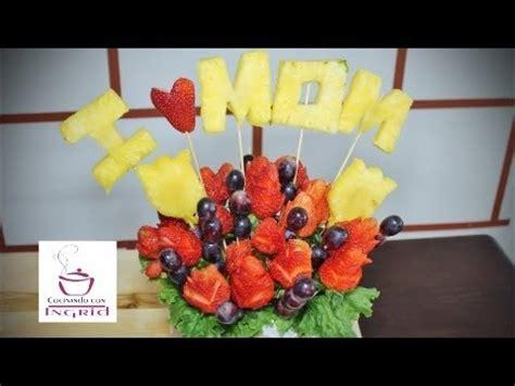 arreglos dia de las madres arreglo frutal edible fruit arrangements dia de las