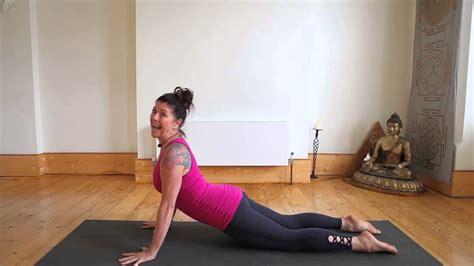 vinyasa yoga tutorial youtube julie martin waving vinyasa tutorial youtube