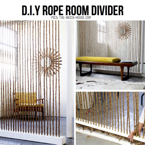 Rope Room Divider 1000 Images About Home Decor Partition Walls On Room Dividers Partition Walls