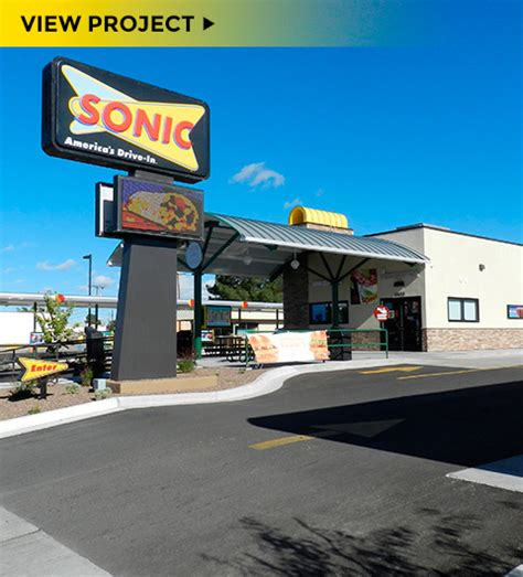 Sonic Corporate Office by Land And Site Development