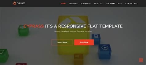 40 Best Free Bootstrap Website Templates 2016 Free Bootstrap Templates 2016