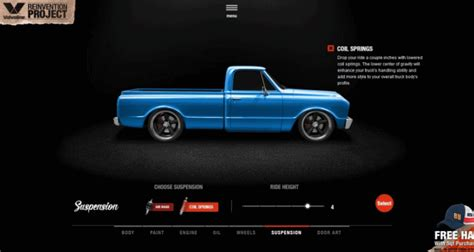 semi truck configurator build your own 500hp chevy truck with valvoline