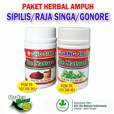 Paket Obat Penyakit Obat Sipilis Obat Gonore master obat herbal