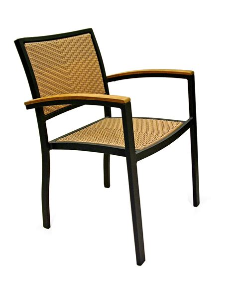 Commercial Chairs by Florida Seating Commercial Aluminum Pe Weave Restaurant