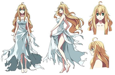 anime design moetron pkjd on quot dies irae tv anime character