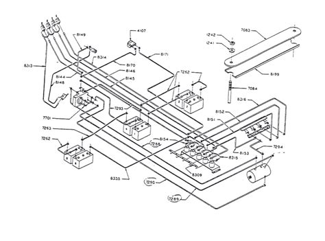 72 volt golf cart wiring diagram get free image about