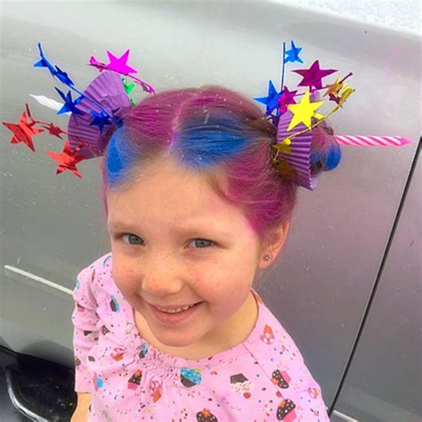 When Their Schools Held Crazy Hair Day, These 15 Kids