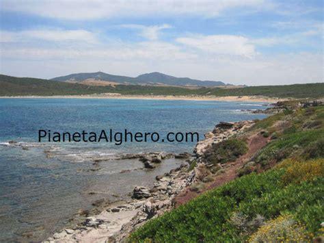 porto ferro alghero porto ferro alghero costa spiaggia panorama la torre