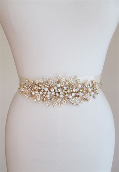Wedding Belt Sash