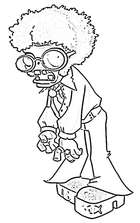 plantas vs colouring pages free coloring pages of plant vs zombies 2