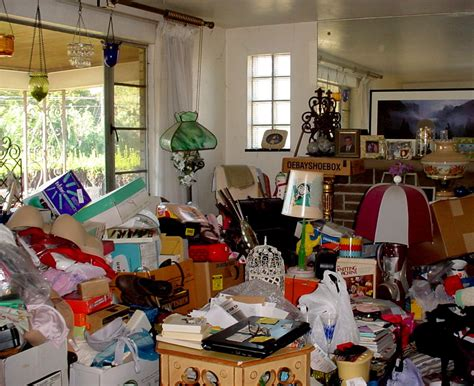 cluttered house organize and declutter your home today junk 4 good
