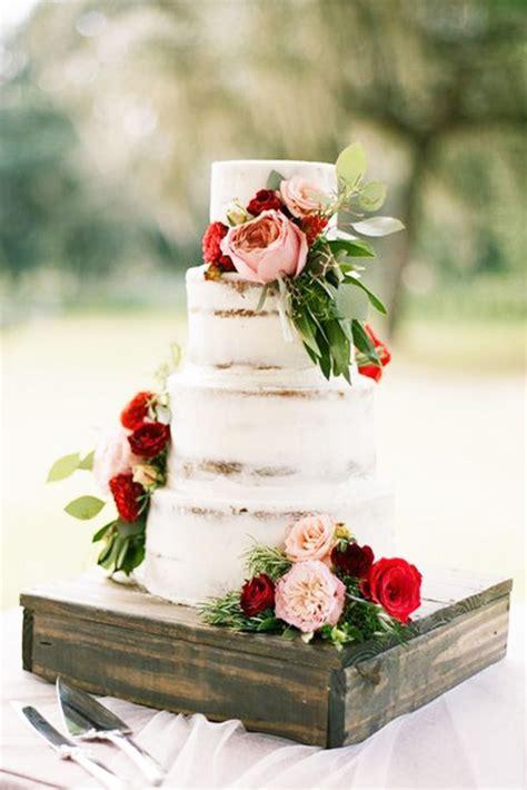 Best 25  Floral wedding cakes ideas on Pinterest