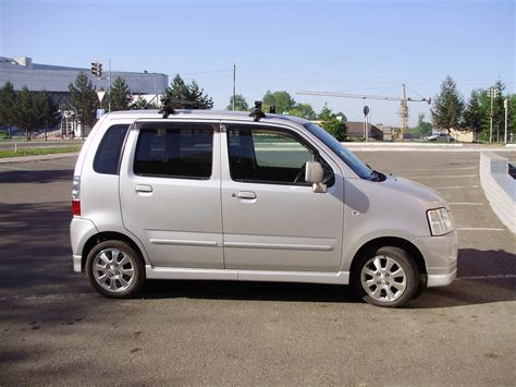 Used Car Suzuki Used 2004 Suzuki Solio Photos 1300cc Gasoline Ff