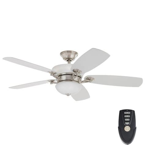 home decorators collection ceiling fan remote home decorators collection chardonnay 52 in indoor