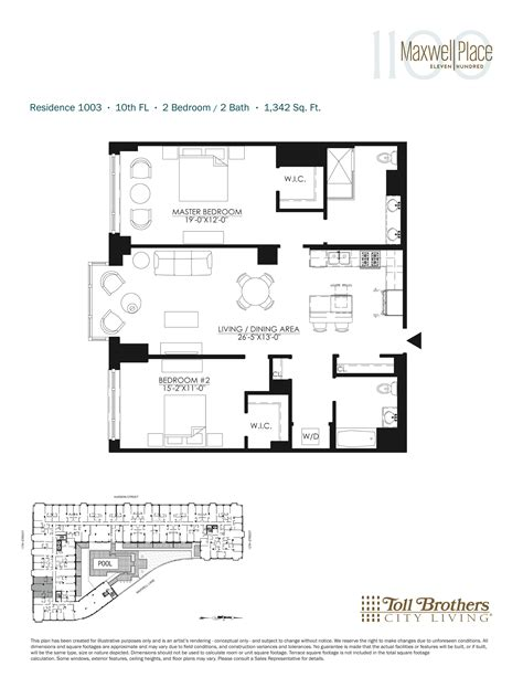 floor plans nyc maxwell place floorplans hudson new york