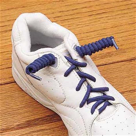 elastic shoe laces coilers elastic shoelaces coiled shoe laces