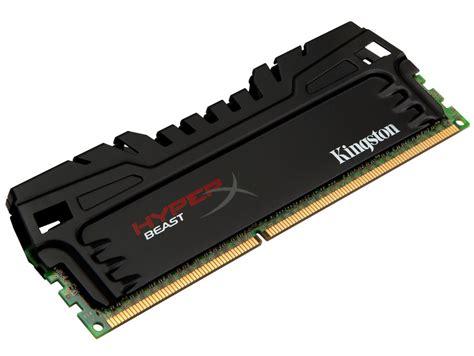 Ram Hyperx kingston releases hyperx beast enthusiast pc memory