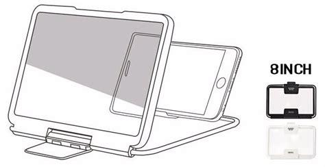Promo Kaca Pembesar Layar 3d Smartphone Dengan Lazypod Terlaris harga kaca pembesar hp nonton terasa lebih lega tokokomputer007