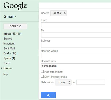How To Search For Unread Emails In Gmail Gmail Inbox Unread Related Keywords Gmail Inbox Unread