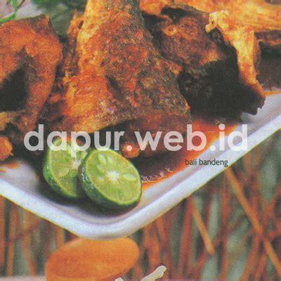 Kacang Bali Bawang Gayatri 500gram resep bandeng bakar bumbu kuning khas betawi eresep