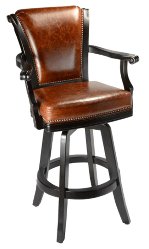 Peters Billiards Bar Stools by Classic Peters Billiards