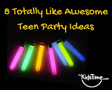 Ideas For Girls Bedrooms 8 totally like awesome teen party ideas