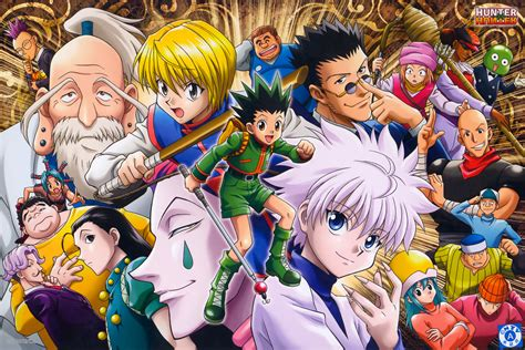 hunter x hunter full hd wallpaper and background