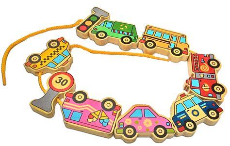Grosir Mainan Edukatif Edukasi Anak Papan Jahit Ronche Landak Lacing ronche transportasi mainan kayu edukasi anak