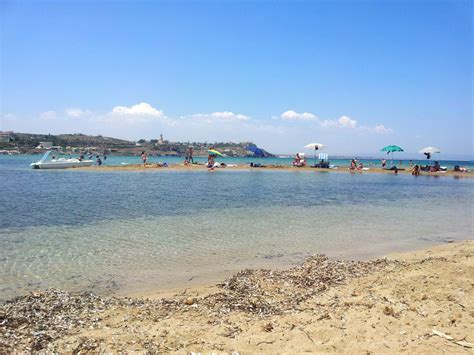 spiaggia porto palo spiagge portopalo di capo passero